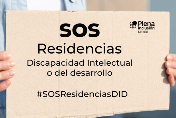 Plena Inclusión Madrid lanza un SOS a los partidos que concurren a las elecciones del 4M
